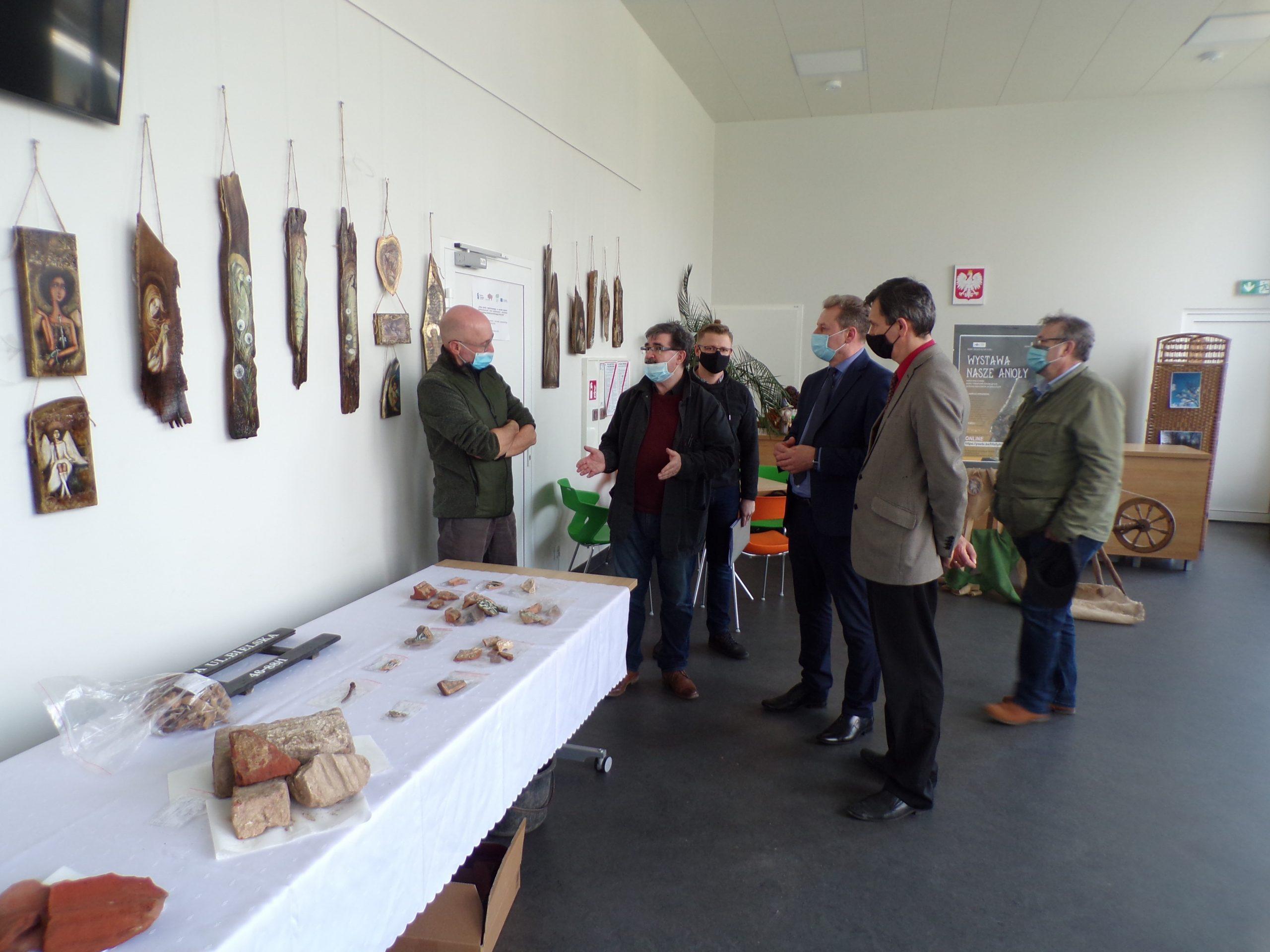 Відбулося представлення результатів археологічних досліджень проведених у Вуорлі