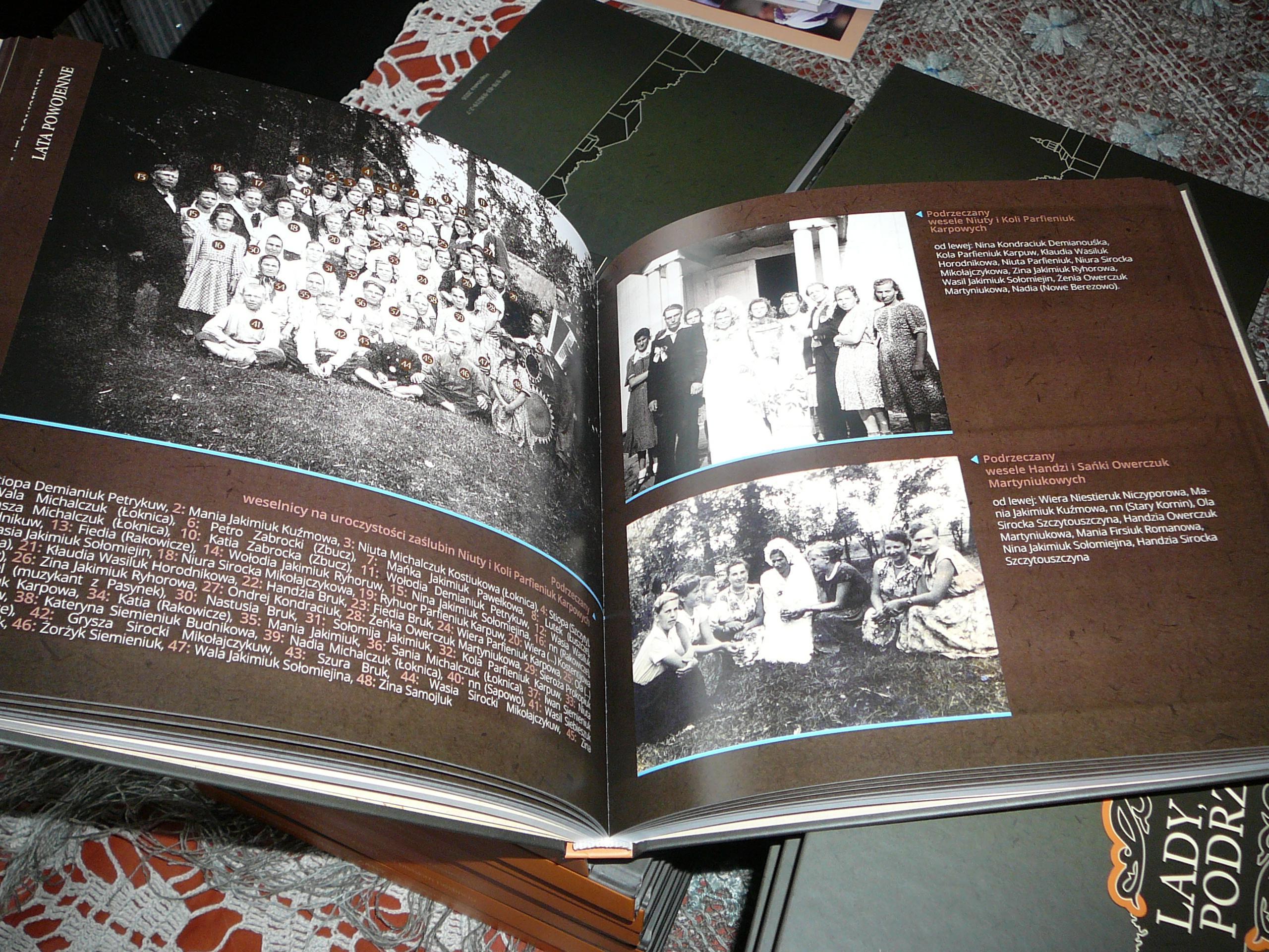 Публікації Юрія Плеви про села в ґміні Чижі